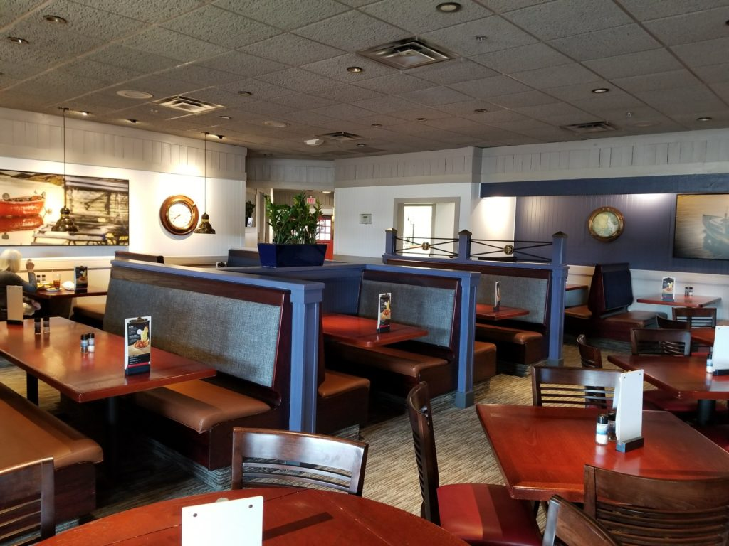 Red Lobster Ameritech Facility Services